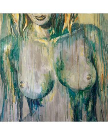 """""""Petra au bain"""" - Edith Simonnet"""