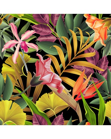 """Motif """"Orchidée"""""""