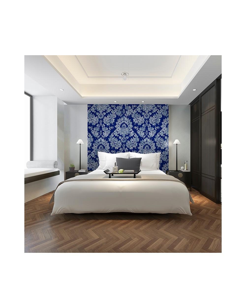 """Ambiance """"Batik Bleu"""""""