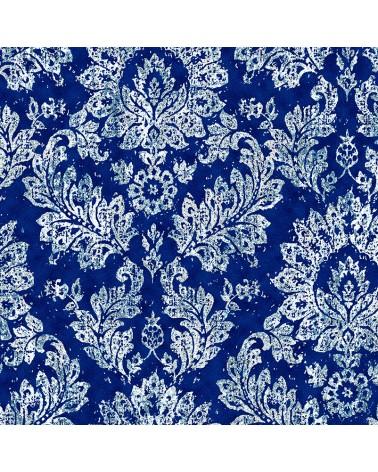 """Motif """"Batik Bleu"""""""